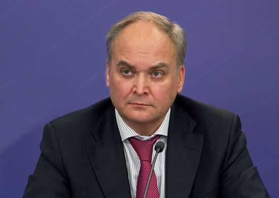 """俄罗斯国防部副部长安纳托利·安托诺夫呼吁欧洲人""""制止有关俄罗斯的恐怖故事的传播"""""""