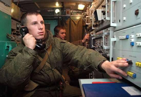압하 스와 남 오세티아에서 러시아 연방의 군대에 대한 가르침