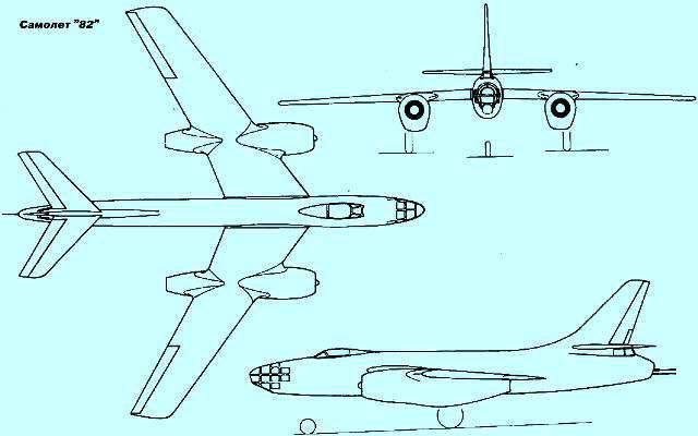 Tu-16: विमान युग। भाग I। किंवदंती के रास्ते पर। पूर्ववर्तियों