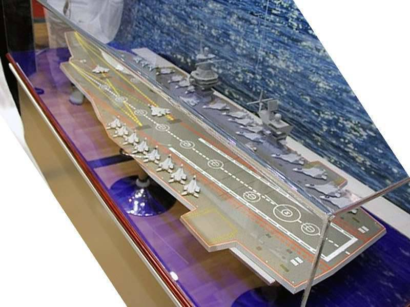About promising ship projects for the Russian fleet
