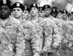 Los generales estadounidenses se quejan innecesariamente de la debilidad de su propio ejército.