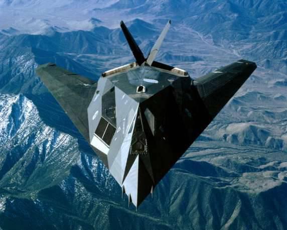 可见隐形者:最著名的隐形飞机