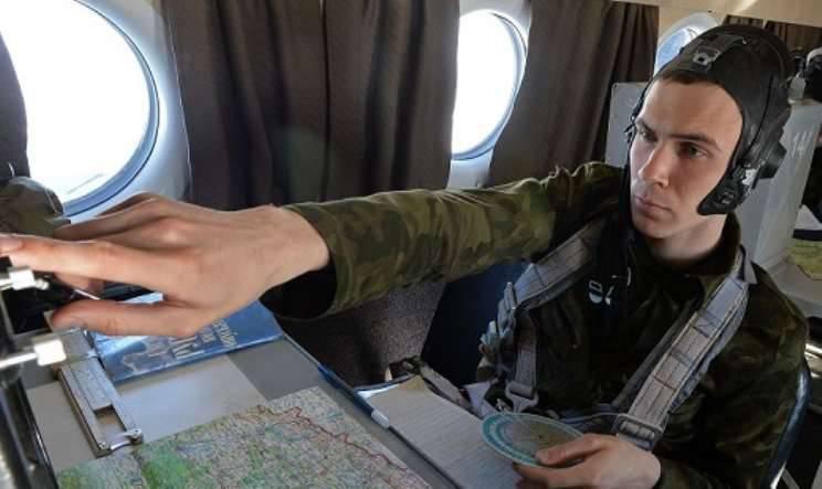 Comando BTA: oggi il navigatore del trasporto aereo ha un raid di circa 300 ora. all'anno