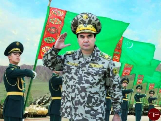 Au Turkménistan, sur ordre du président, une vérification soudaine de l'état de préparation au combat des forces armées a commencé