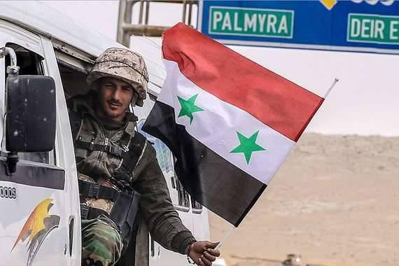 Palmyra serbest bırakıldı: Rusya ve Suriye iki zafer kazandı