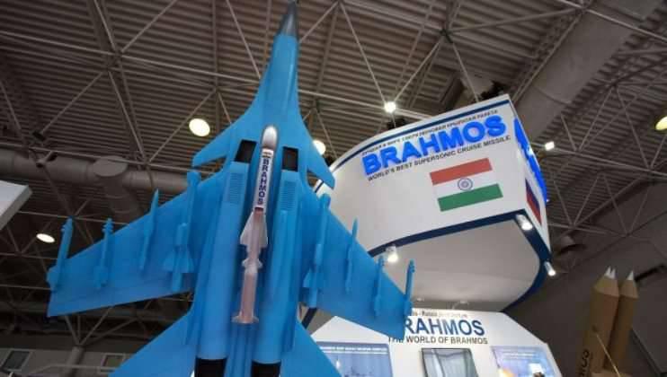 """Der erste Start des """"BrahMos"""" aus dem Vorstand des Su-30MKI wird im September stattfinden"""