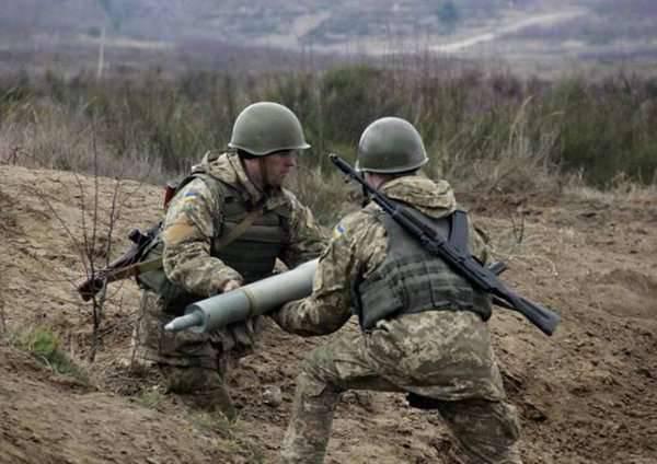 """¿Qué truena el ejército ucraniano en los ejercicios """"Spring Thunder - 2016""""?"""