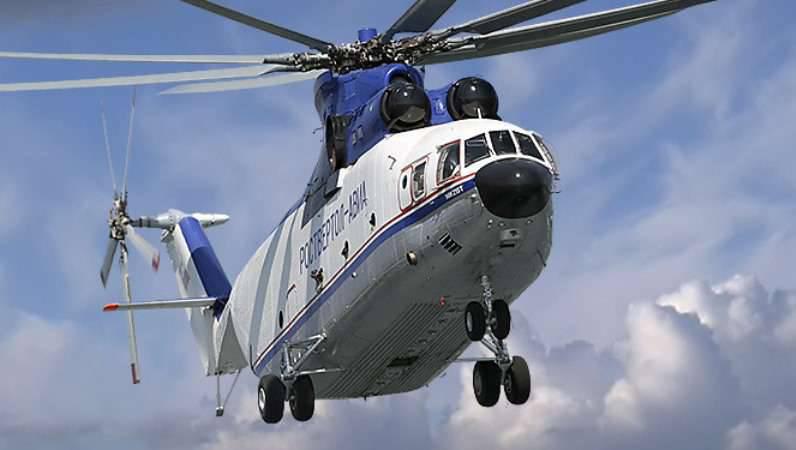 Brasil planea comprar un nuevo lote de helicópteros en Rusia