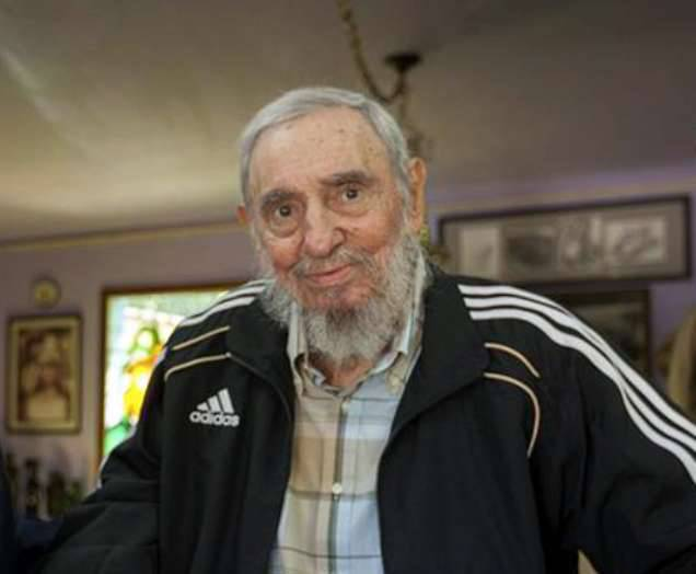 """Fidel Castro: """"We do not need gifts from the empire"""""""