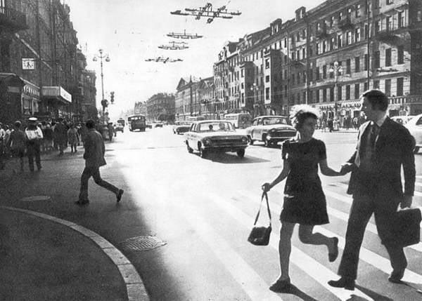 Le royaume de l'esprit et le royaume du ventre. Qu'est-ce qui nous captive encore en URSS?