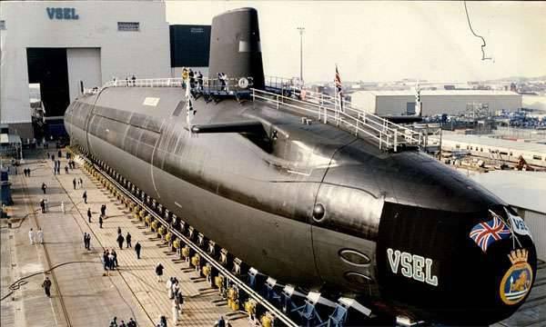 A Grã-Bretanha está atualizando urgentemente o sistema de defesa cibernética de seu escudo nuclear