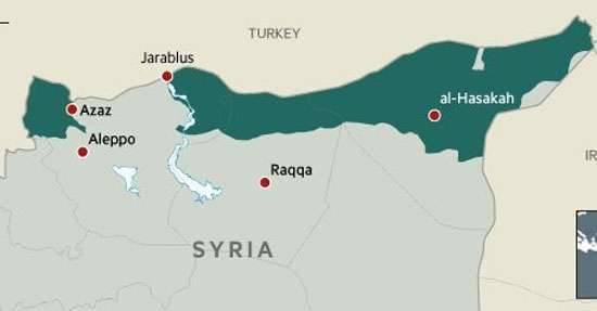 クルドの自衛隊は、北西シリアでジェバート・アル・ヌスラの過激派との激しい戦闘に従事します
