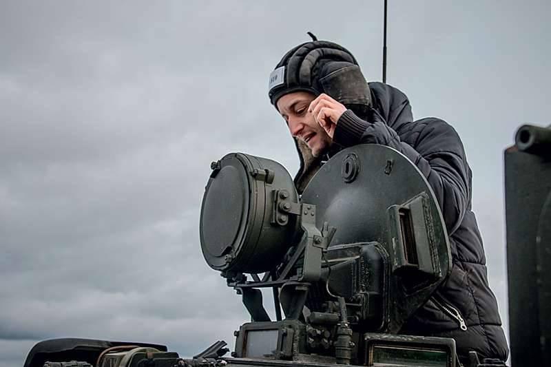"""Test drive BMP-3: """"Popmeh"""" à la barre de la célèbre voiture"""