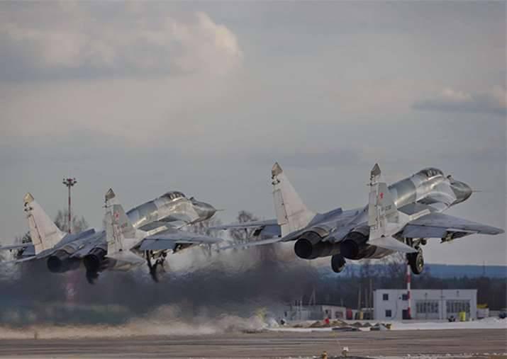 Litauen: Das russische Militär will lernen, wie man Truppen schneller als die NATO einsetzt