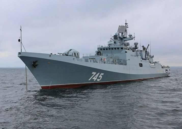 इस साल, नए ब्लैक सी फ्लीट में कैलिबर मिसाइलों के साथ नए जहाजों के एक्सएनयूएमएक्स शामिल होंगे।