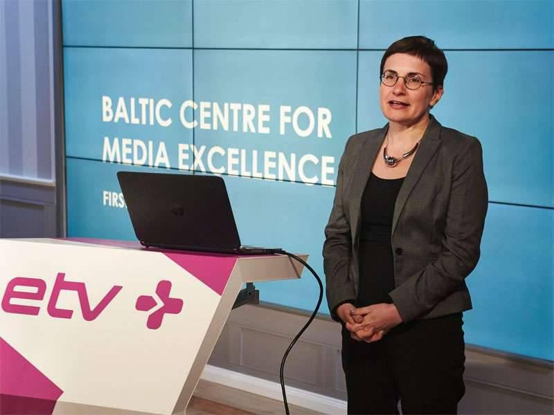 """Forgiare la """"libertà di parola"""" nel Baltico"""