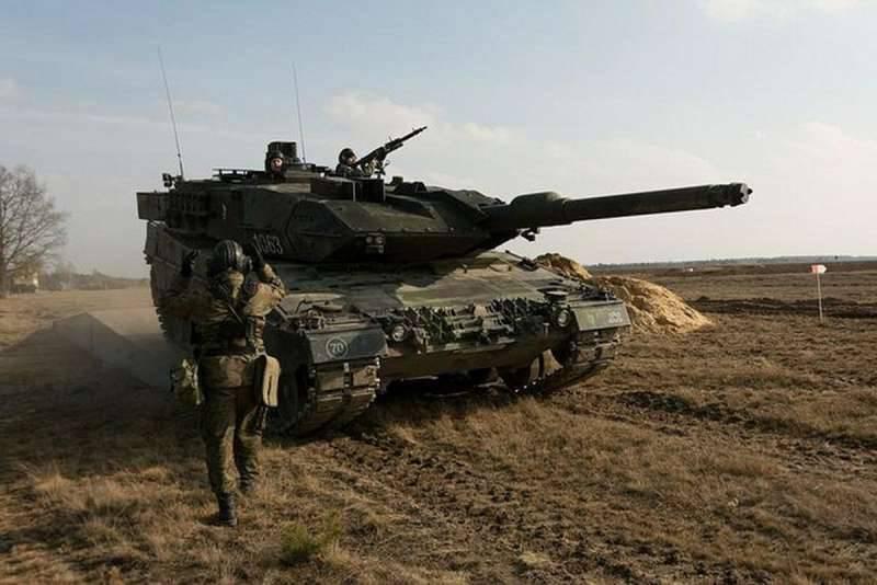 Смещение баланса сил на западных рубежах ОДКБ на фоне комплексного обновления танкового парка Польши