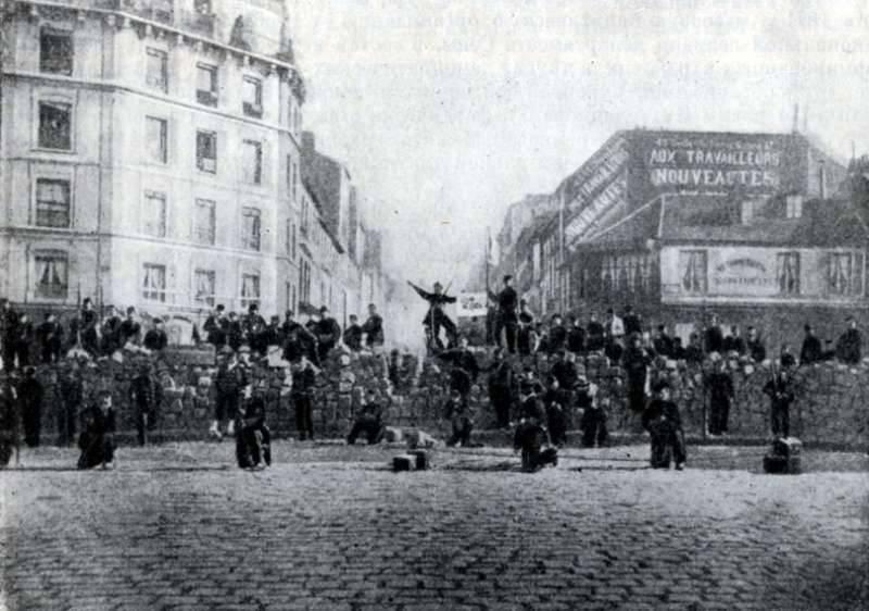 145 лет Парижской коммуне