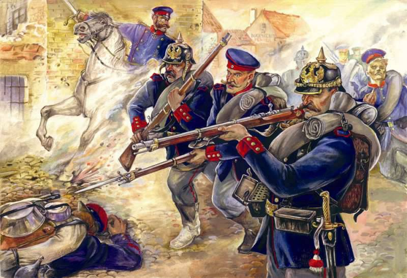 the role of dual alliance in the 1870 franco prussian war