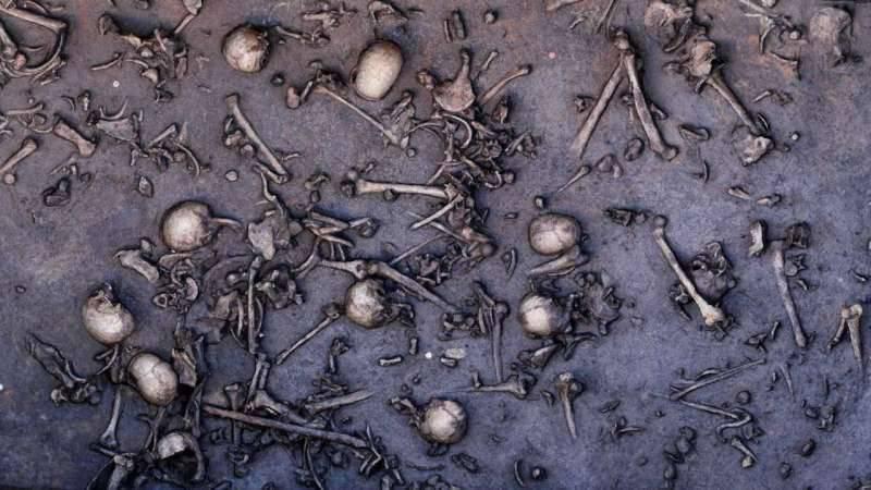 Побоище бронзового века