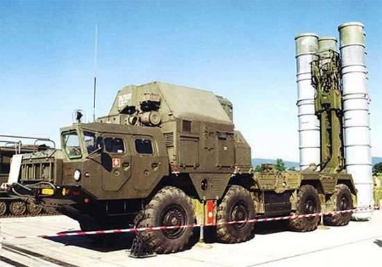 Kiev vai implantar o C-300PS nas regiões de Kherson e Odessa