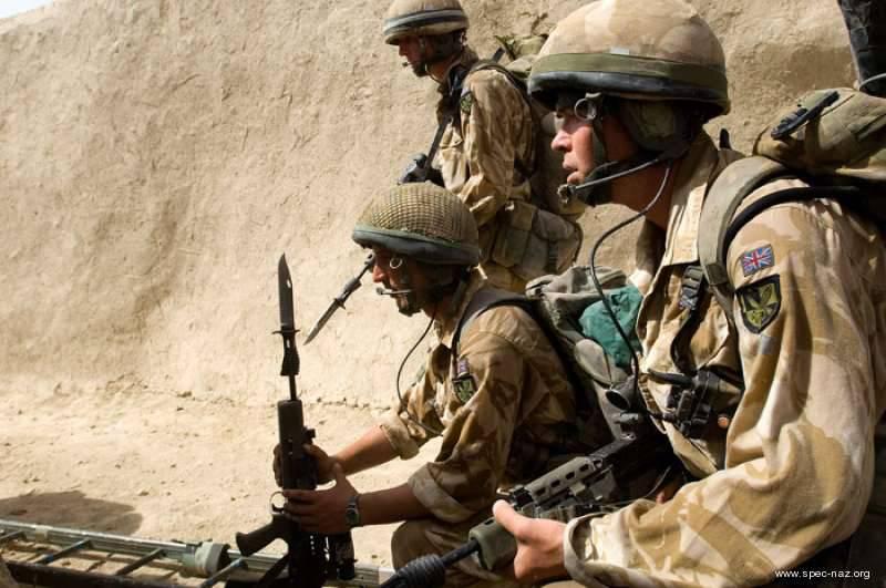 영국 국방부, 오만에 영구 기지 건설 계획