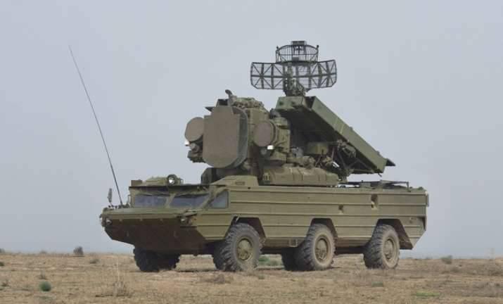 Gli osservatori hanno trovato sistemi ucraini di difesa aerea Osa al di fuori dell'area di deposito delle armi designata