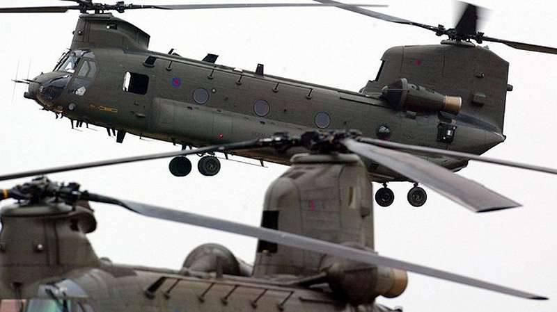 L'elicottero da trasporto pesante Chinook celebrerà il suo centenario?