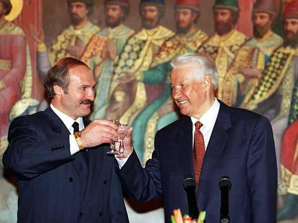러시아와 벨로루시 -의 연합. 러시아와 벨로루시의 통일의 날