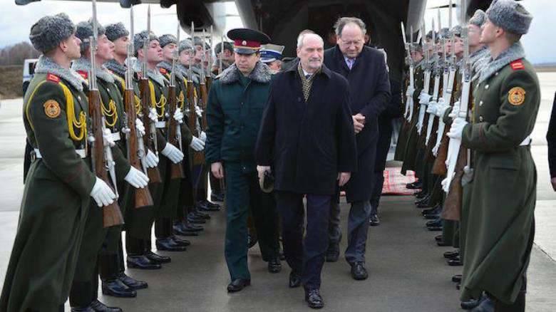 Ministerio de Defensa polaco: la presencia de tropas estadounidenses en el país mejorará las relaciones con Moscú