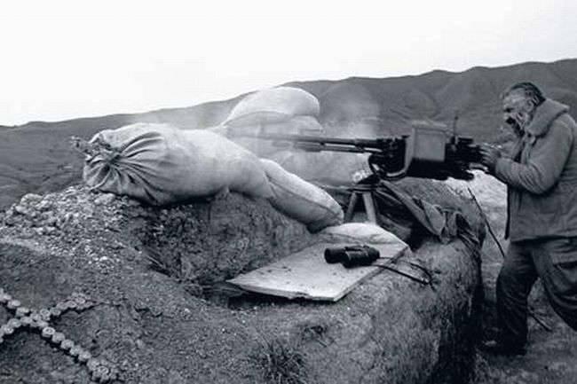 नागोर्नो-करबाख का सदियों पुराना अलार्म
