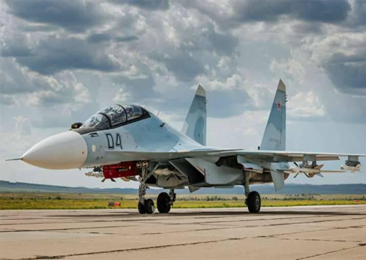 国防省はSu-30СМ戦闘機の新しいバッチを注文しました