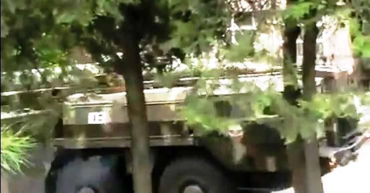 Il comando armeno ha trasferito i complessi Scud alla linea di contatto