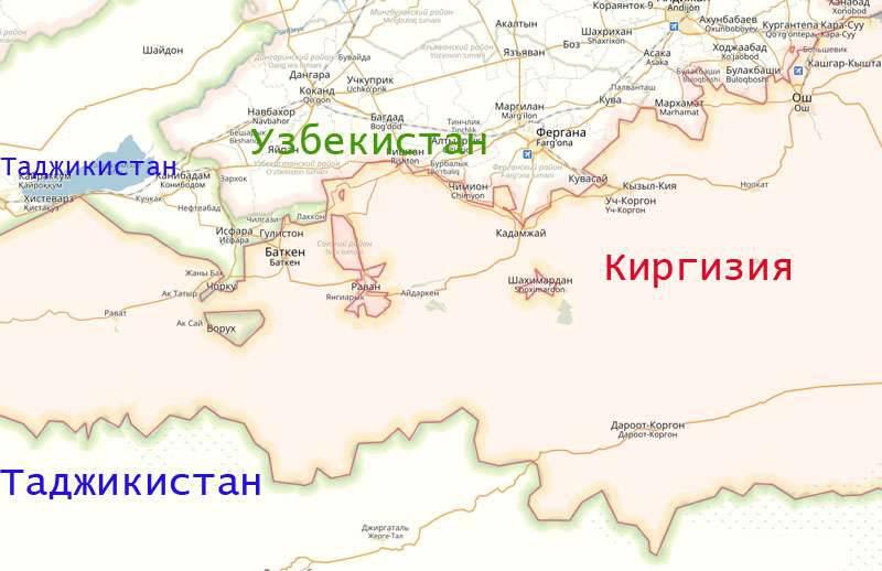 """Orta Asya'da kaç tane """"Dağlık Karabağ"""" smolderi var?"""
