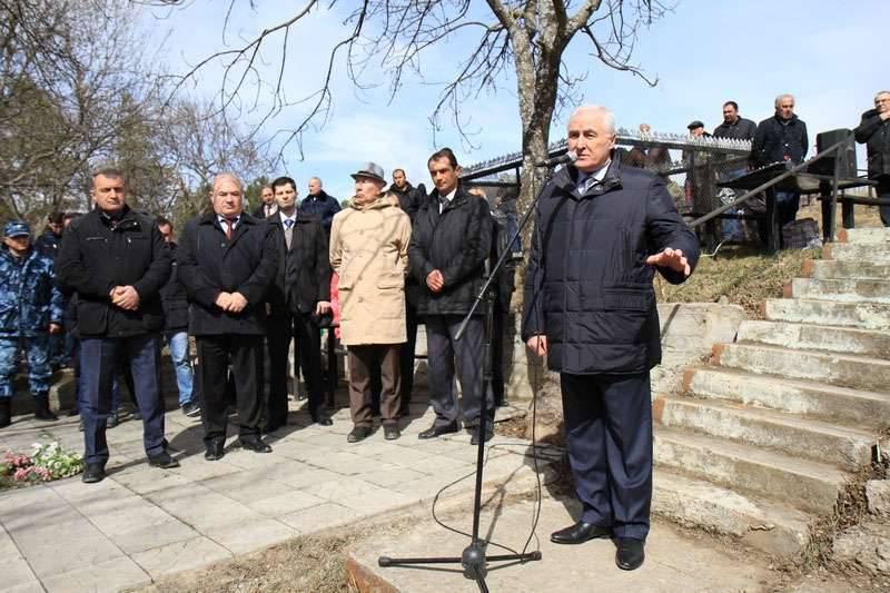 दक्षिण ओसेशिया के राष्ट्रपति ने रूस के साथ आरएसओ के एकीकरण पर जनमत संग्रह के लिए गणतंत्र में तैयारी की घोषणा की