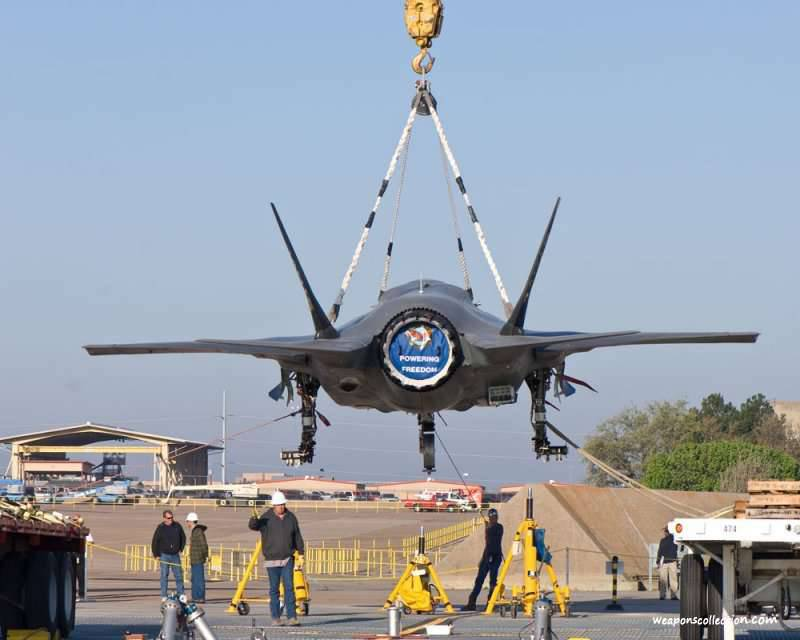 F-35 as America's sunset marker