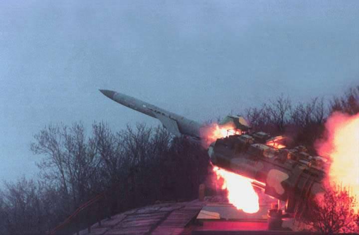 """Complejo de misiles costeros """"Utes"""""""
