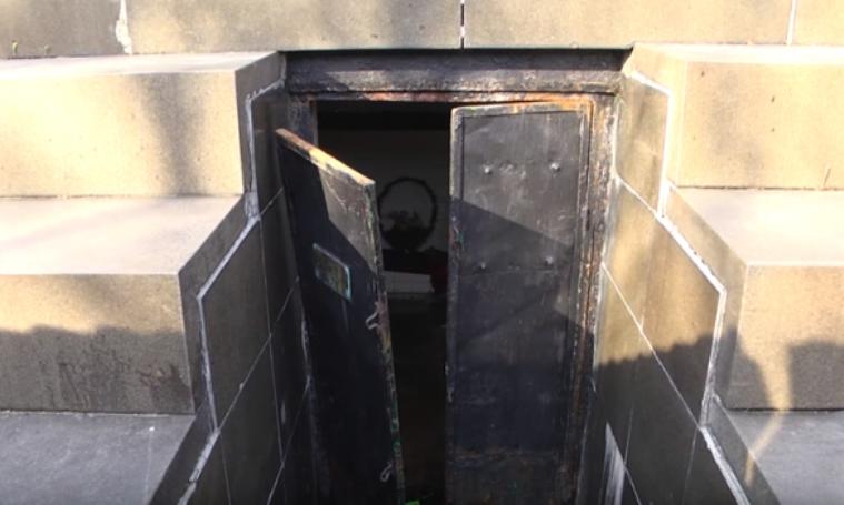 ウクライナでは、正体不明の人が伝説のコトフスキーの陰窩を発見した