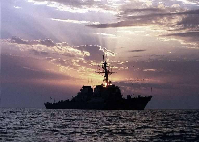 Marinha dos EUA detém armas portadoras de embarcações para insurgentes do Iêmen