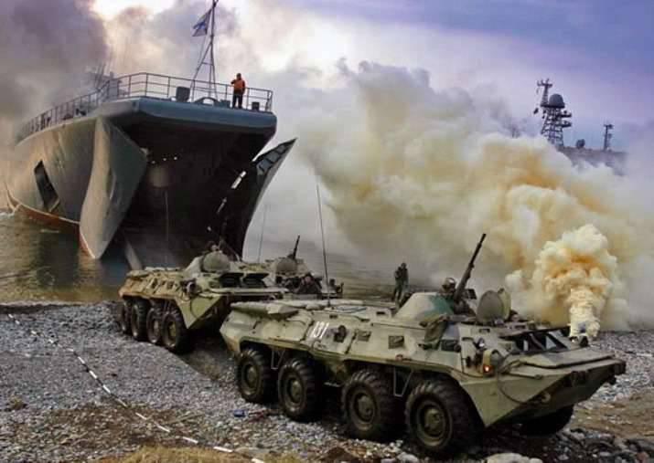 En Primorye, les marines de la flotte du Pacifique organiseront des exercices tactiques