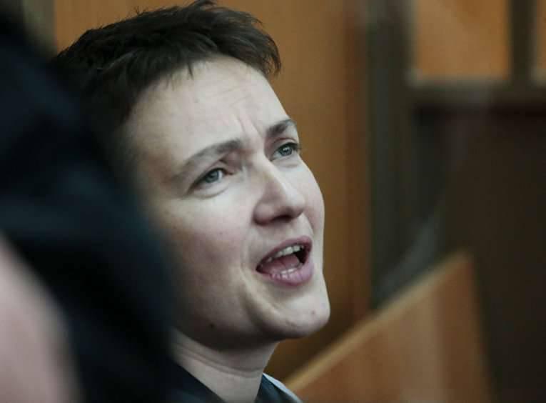 Le verdict contre Savchenko est entré en vigueur. Et après?