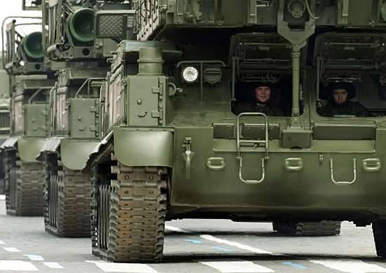 OPK equipa sistemas de defesa aérea Buk-M2 com sistemas de comunicação de quinta geração