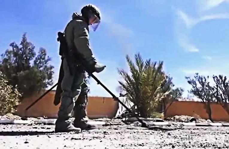 Le Nazioni Unite studieranno la possibilità di un'operazione di sminamento in Siria