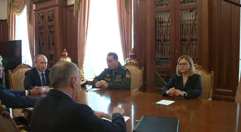 Viktor Zolotov nomeado diretor do Serviço Federal das tropas da Guarda Nacional do Ministério de Assuntos Internos da Federação Russa