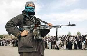 Leur peuple chez les talibans