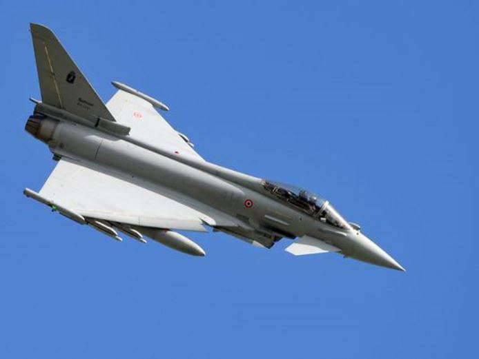Media: Kuwait purchased Eurofighter Typhoon 28 fighters