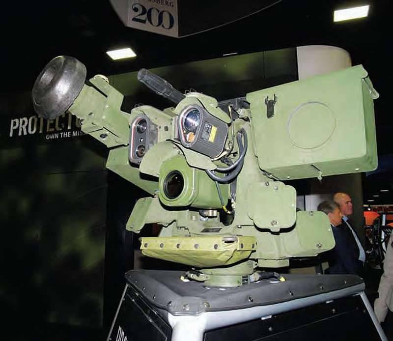 Stations d'armes légères et moyennes contrôlées à distance. Nouveaux articles de fabricants occidentaux