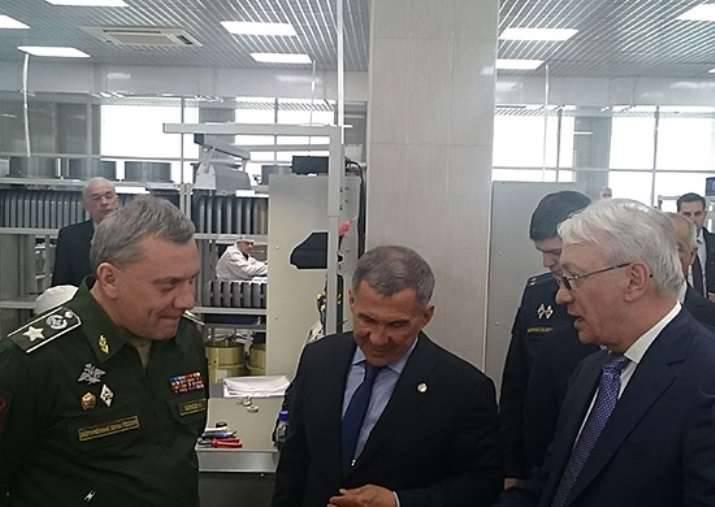 Ministério da Defesa: a experiência síria será levada em conta no novo programa de armas