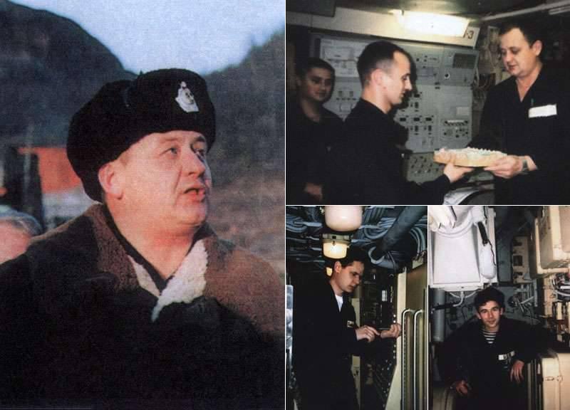 Memorial Day für die toten U-Bootfahrer