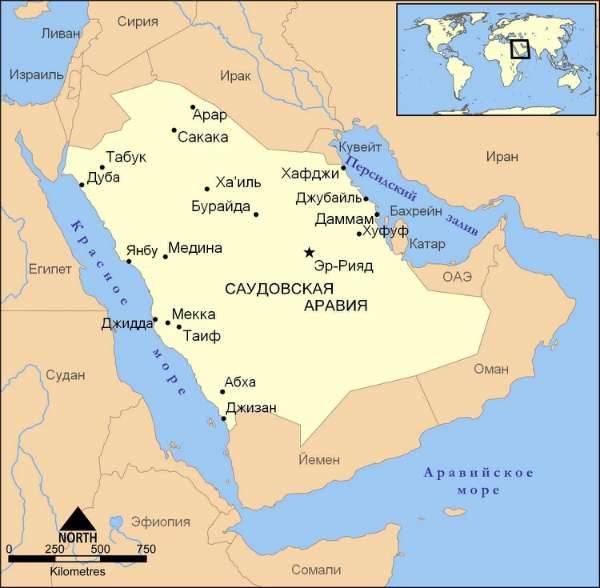 关于沙特阿拉伯崩溃的临近(第2部分)